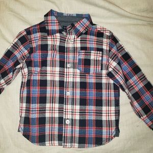 2 for $15  Tommy Hilfiger Boys Button up Shirt